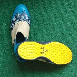 Biion Oasis size 11 Golf Shoe like brand new